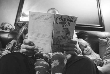 4 Little Fergusons – Dear Dad on the Recliner