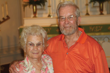 GB and Maxine Beard