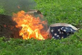 Burning the Flag for Love