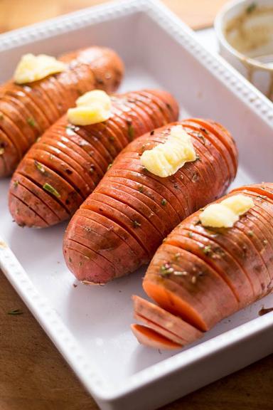 Sweet! Potatoes!