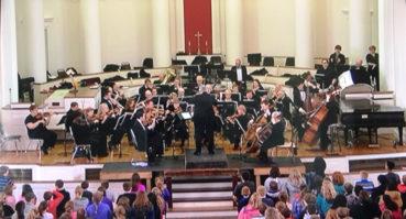 Jacksonville Symphony Society  Youth Concert