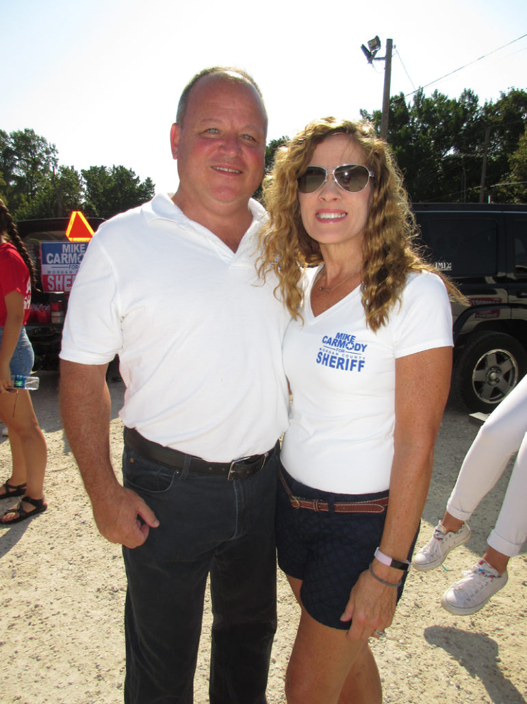 Carmody runs for Morgan County Sheriff
