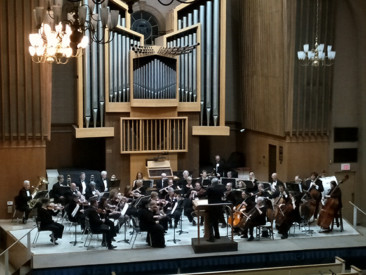 Phenomenal Soloists Round Out the Symphony's Season
