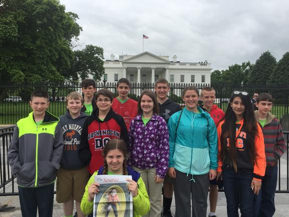 Salem's Trip to Washington D.C.
