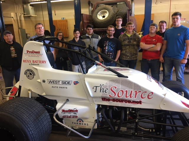 The Source Sprint Car