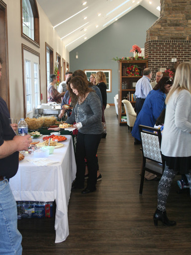 Chamber Business After Hours Buffet at Cedarhurst 3_23-17