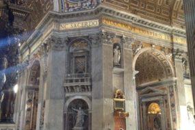 Grant Wilson in Rome