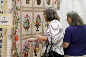 River Country Quilt Show