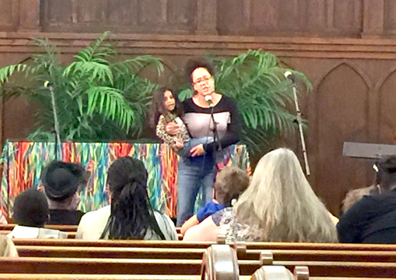 Church Choir Jamboree held for New Directions Warming and Cooling Center for the homeless