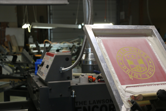 Open House Print Shop: not your normal print shop