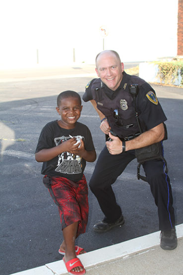 Cops N Cones
