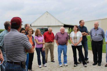 Passavant Farm Visits