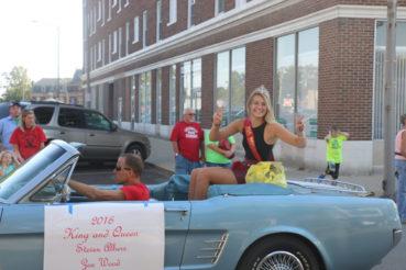 JHS Homecoming Parade