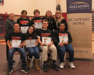 ISD to participate in 22nd National Gallaudet University Academic Bowl
