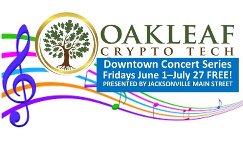 Oakleaf Crypto Tech Downtown Concert Series