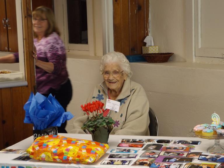 Celebrating 94 years.