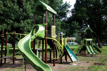 New Kiwanis playground brings joy to new generations of children