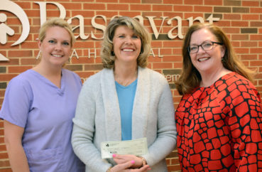 Our Saviour Students Donate to Passavant Family Maternity Suites