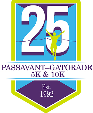 25th anniversary of Passavant-Gatorade 5K and 10K Race set for May 27