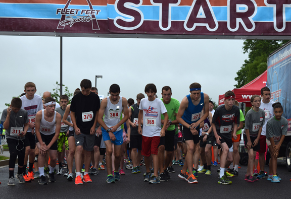 Passavant-Gatorade Race coming May 28