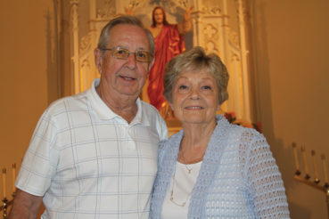 Ray and Joy Schnitker