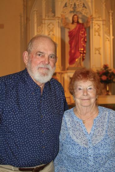 Richard and Marilyn Lovekamp