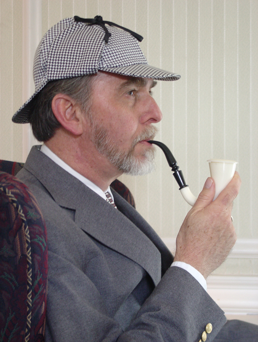 "Old School Museum hosts ""Sherlock Holmes and the Mystery Story"""