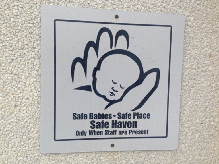 Illinois Safe Haven law