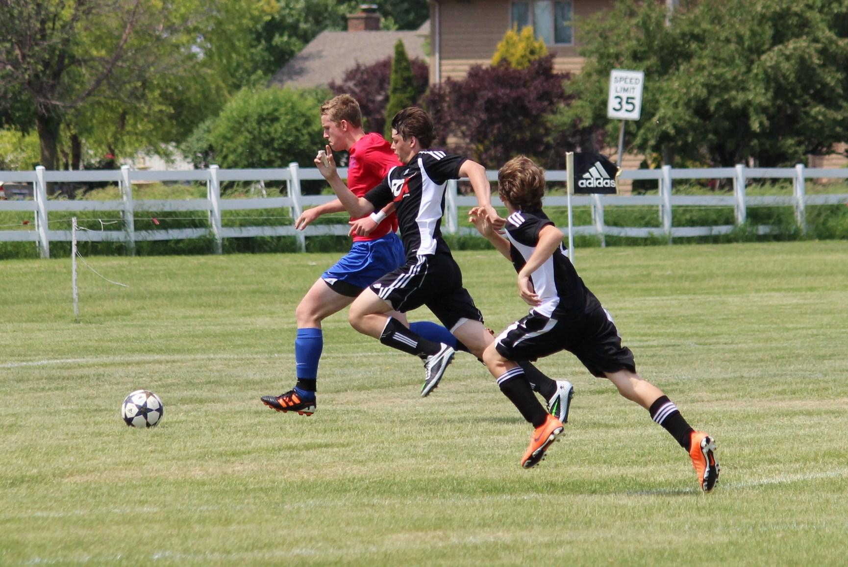 Local youth soccer teams reach National Presidents Cup ...