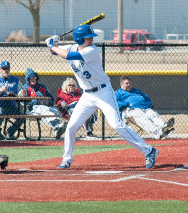 Illinois College Athletics Roundup; Blueboys split weekend series with Grinnell
