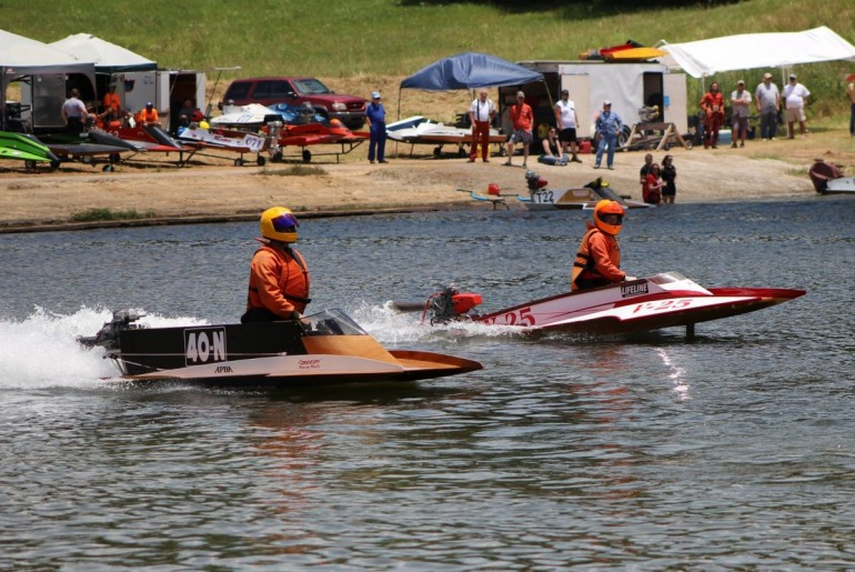 Lake Jacksonville to host NBRA boat races