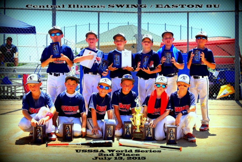 Central Illinois SWING take 2nd at USSSA World Series