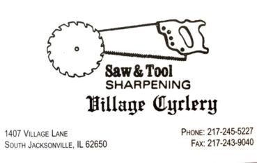 Bike trip over, sharpening remains