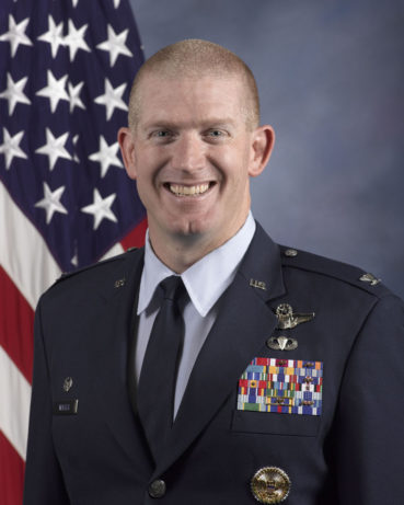 JHS grad climbs US Air Force ranks