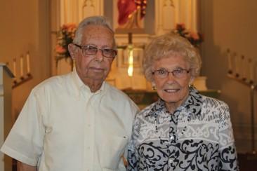 Wayne and Janice Schone