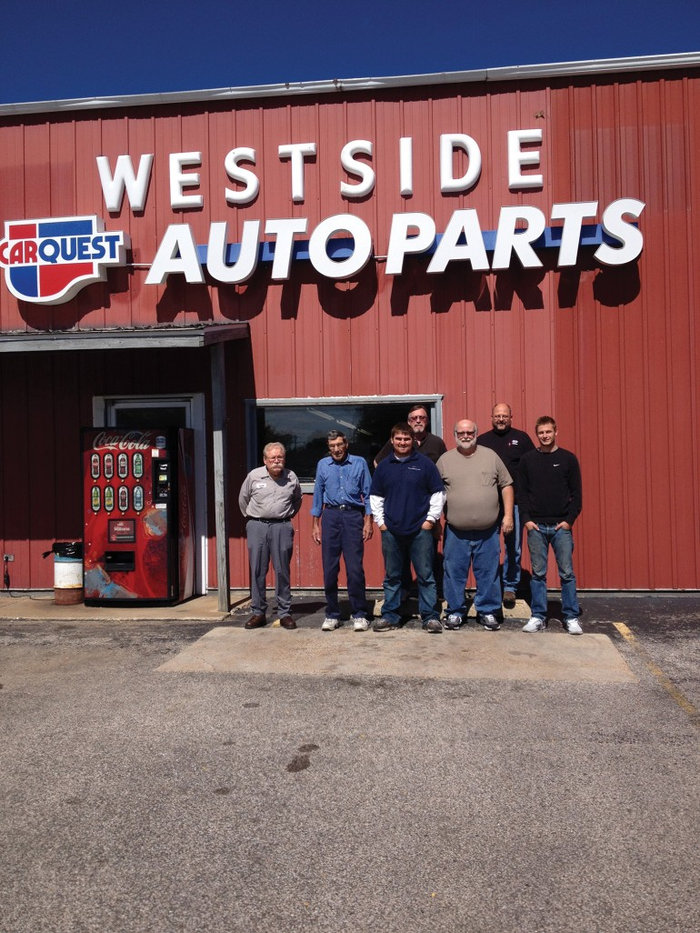 A family tradition: The story of West Side Auto Parts