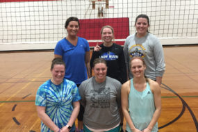 YMCA 2018 VOLLEYBALL LEAGUE CHAMPS