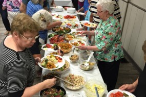 Catholic Daughter's of America Salad Luncheon