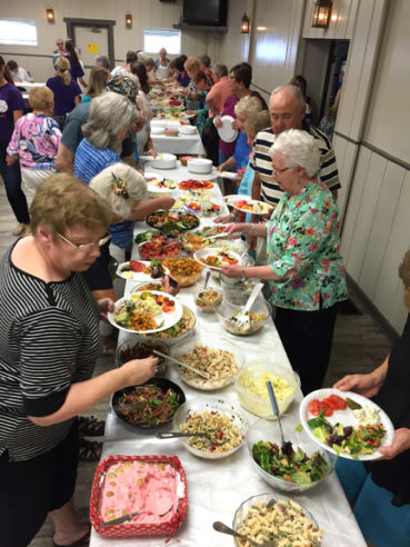 Catholic Daughter's of America Salad Luncheon