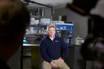 Jacksonville Scientist Featured on National TV