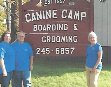 Owning Canine Camp