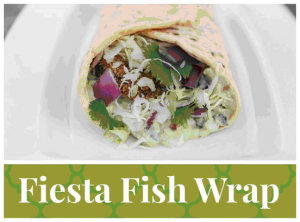 Fiesta Fish Wrap