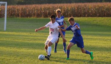 JHS varsity soccer triumphs