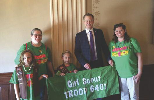 Winchester Girl Scout Troop 6401