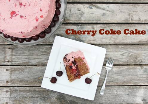 Cherry Coke Cake