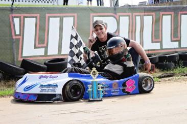 Bailey Logue's racing career off to a fast start
