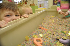"The Nursery School celebrates 40 years of ""Play is a Child's Work"""