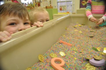 """The Nursery School celebrates 40 years of """"Play is a Child's Work"""""""