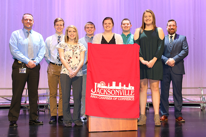 Eighteen Students Honored at Mayors' Student Volunteer Awards
