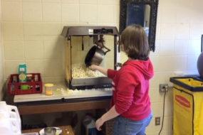 JHS Loves Popcorn